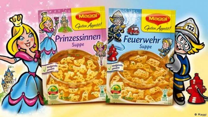 Maggi Suppe Werbung