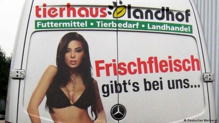 Werberat Sexistische Werbung (Deutscher Werberat)