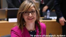 Belgien EU-Rat | stellv. Ministerpräsidentin von Bulgarien Ekaterina Zaharieva