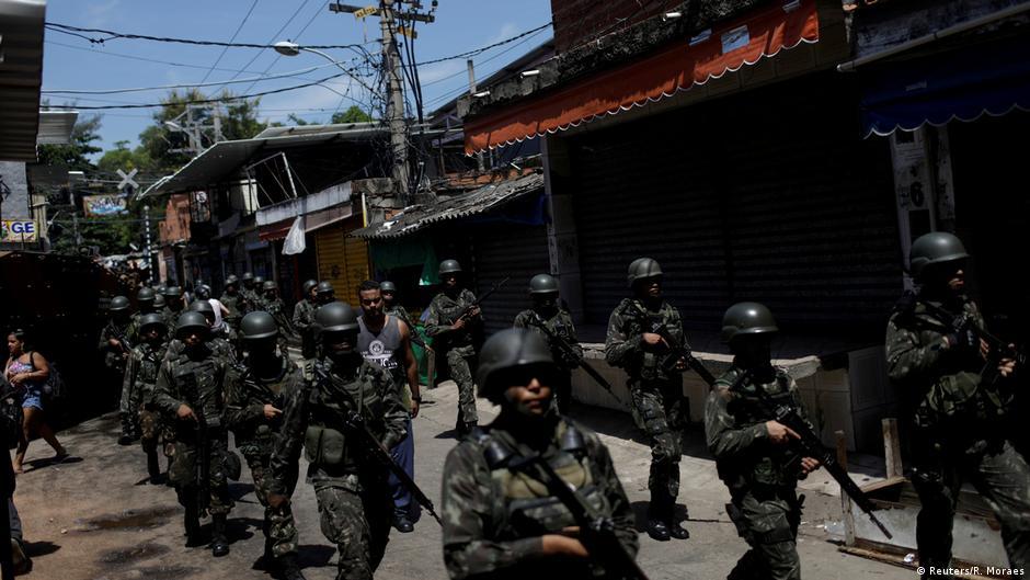 Intervenção no Rio completa um mês sem resultados efetivos