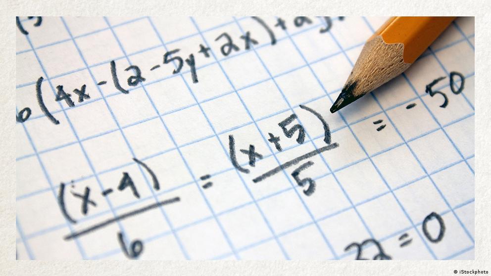 Deutschkurse | Wortschatz | WBS_Foto_Mathematik