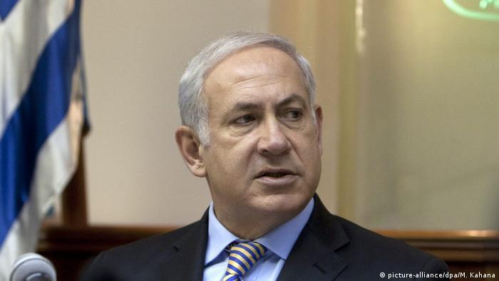 Benjamin Netanjahu (picture-alliance/dpa/M. Kahana)