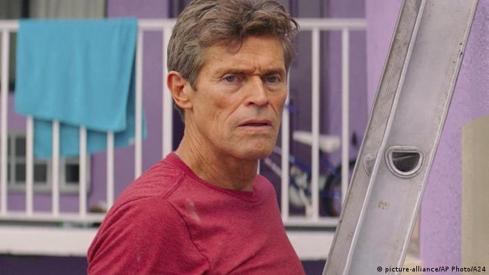 US-Schauspieler Willem Dafoe in The Florida Project (picture-alliance/AP Photo/A24)