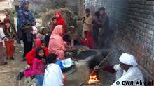 Pakistan Das Lben im Nowshera Virkan, Punjab