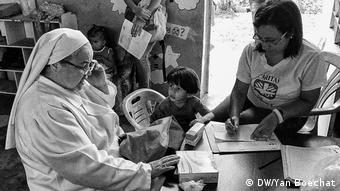 Unterernährung in Venezuela (DW/Yan Boechat)