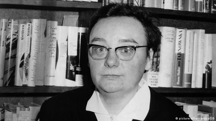 Schriftstellerin Christa Reinig