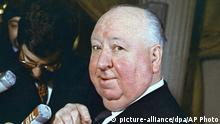 Alfred Hitchcock (picture-alliance/dpa/AP Photo)