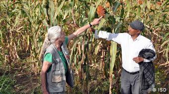 Susan Edwards Gründerin des Institute for Sustainable Development Ethiopia