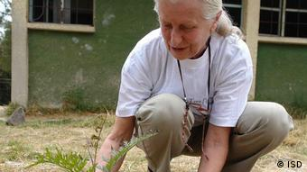 Susan Edwards Gründerin des Institute for Sustainable Development Ethiopia (ISD) (ISD)