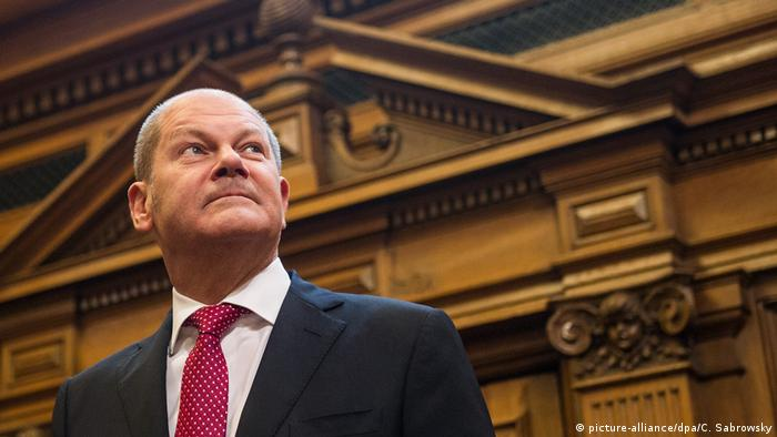 Olaf Scholz (picture-alliance/dpa/C. Sabrowsky)