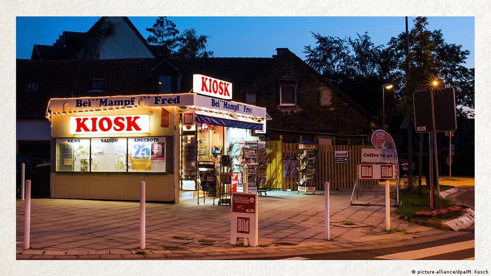 Deutschkurse | Wortschatz | WBS_Foto_Kiosk