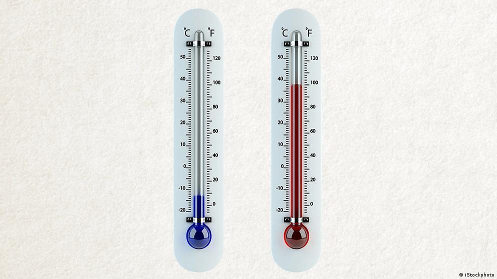 Deutschkurse | Wortschatz | WBS_Foto_Temperatur