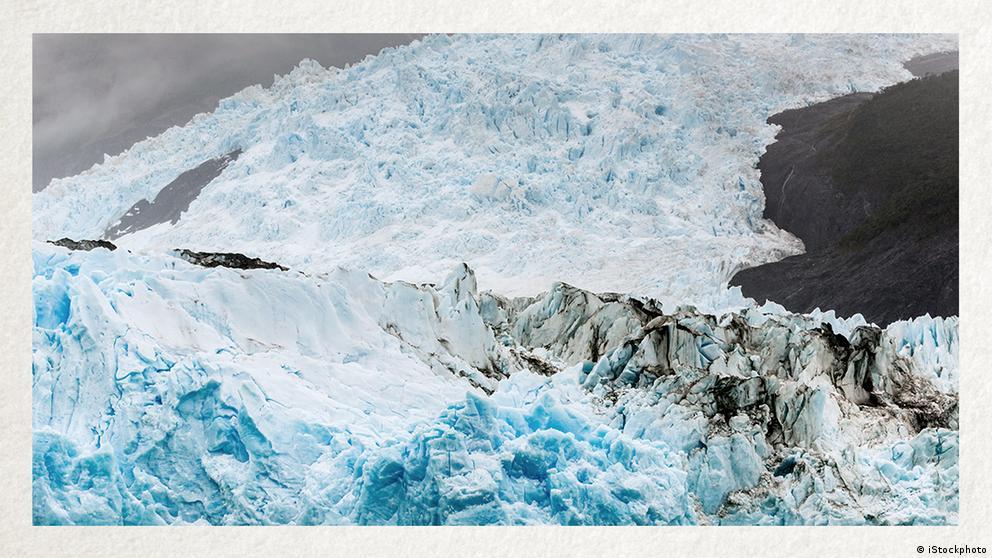 Deutschkurse | Wortschatz | WBS_Foto_Gletscher