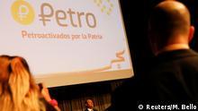 Venezuela Pläne zu Cryptowährung Petro