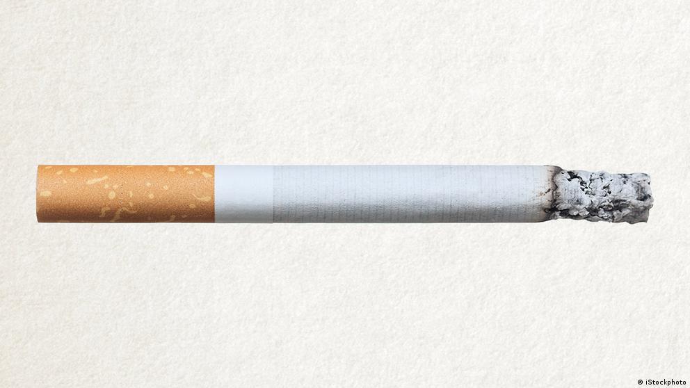 Deutschkurse | Wortschatz | WBS_Foto_Zigarette