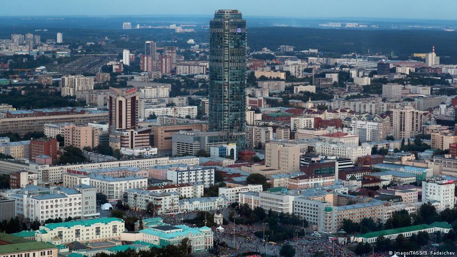 Russland - Jekaterinburg