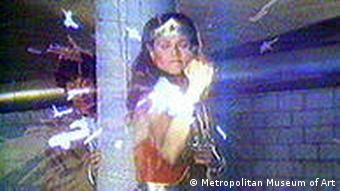The Pictures Generation Birnbaum Technology Transformation Wonder Woman 1978-79.