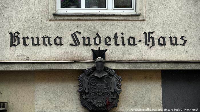 Bruna Sudetia fraternity house