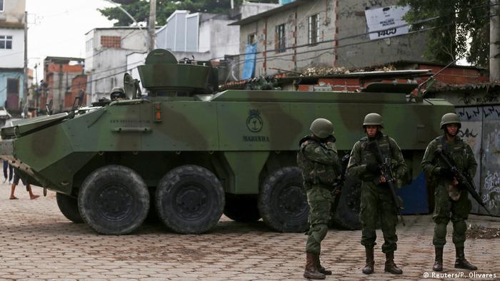 Vojska u Riju