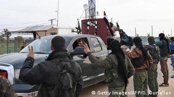 Syrien Konflikt in Afrin