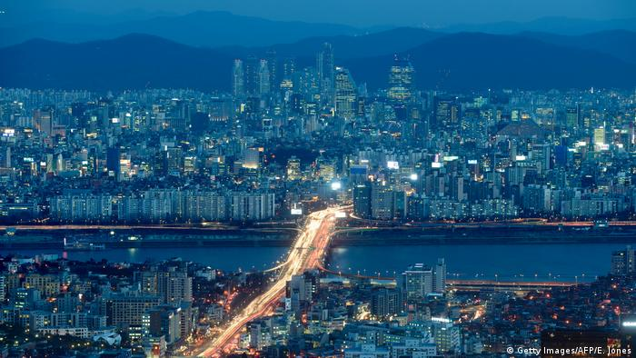 The capital of South Korea is the fifth most expensive city for expats. Foreigners and South Koreans alike can agree that coffee in Seoul is expensive. On average, a cup of coffee costs $10 (€8.60). The average price of a pair of blue jeans is almost $150 (€130). Mercer's survey measures the comparative cost of more than 200 items including meals, housing, transportation and clothing.