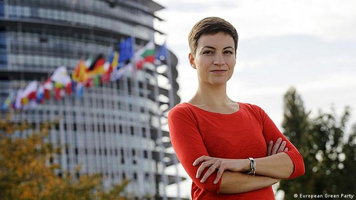 Ska Keller EU-Abgeordnete