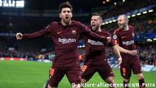 Champions League: Do equilíbrio à goleada