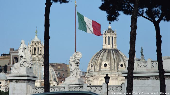 Italien Rom Santa Maria di Loreto (picture-alliance/Axiom Photographic/J. Beynon)