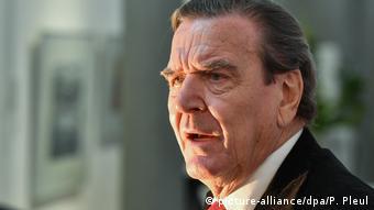 Gerhard Schröder (picture-alliance/dpa/P. Pleul)