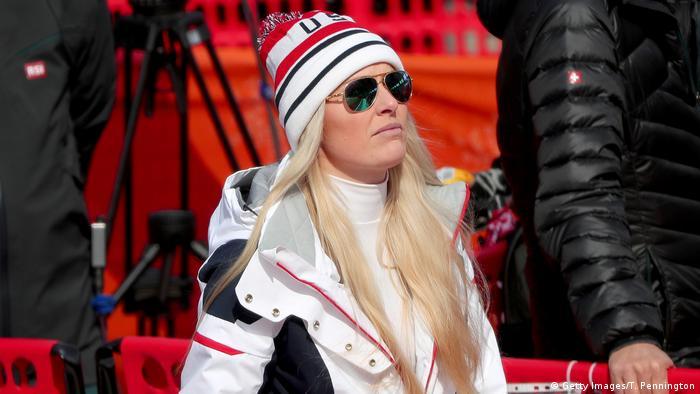 Pyeongchang 2018 Olympische Winterspiele | Damen Abfahrt Lindsey Vonn (Getty Images/T. Pennington)
