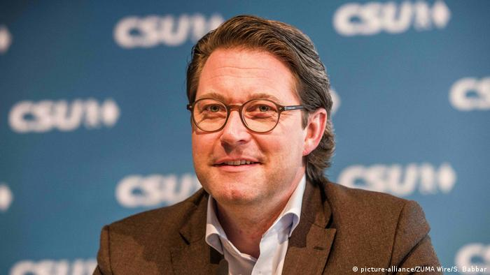 Andreas Scheuer (picture-alliance/ZUMA Wire/S. Babbar)