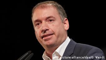 Niels Annen, ministro adjunto del Ministerio de Relaciones Exteriores de Alemania.