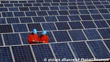 China Solar - Solardach in Changxing