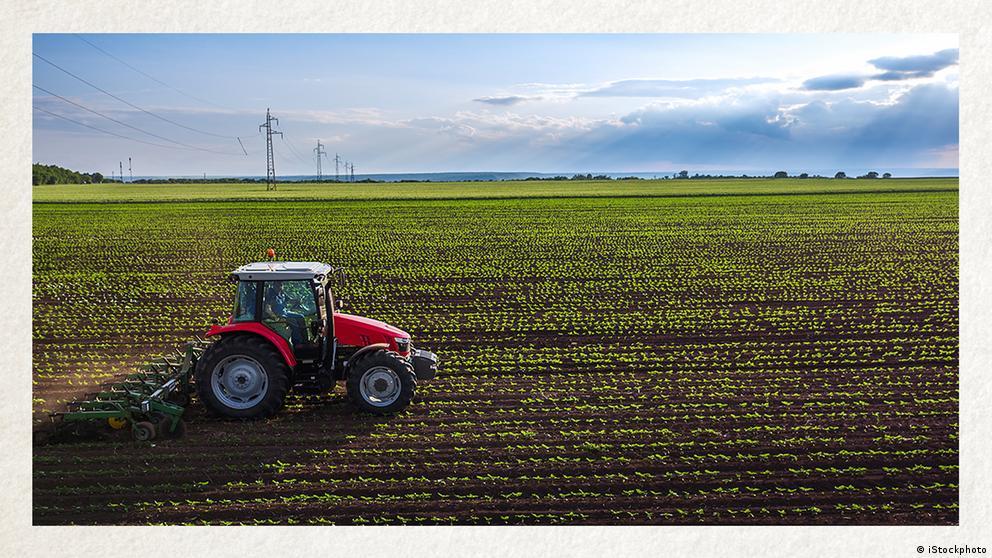 Deutschkurse | Wortschatz | WBS_Foto_Landwirtschaft