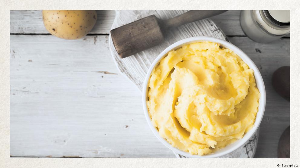 Deutschkurse | Wortschatz | WBS_Foto_Kartoffelbrei