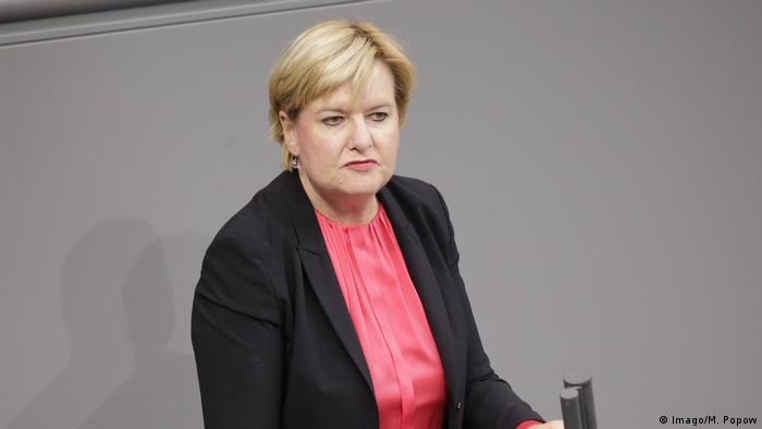 Eva Högl SPD Politikerin (Imago/M. Popow)