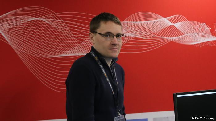 Nick Allain Leiter von Spire Global