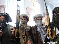 Група озброєних талібів (фото з архіву)
