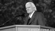 USA Billy Graham