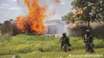 Nigeria - Boko Haram Konflikt
