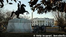 USA Washington - Das Weisse Haus