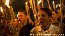 USA - White Supremacists in Charlottesville