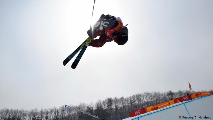 Südkorea Pyeongchang - Olympics - Half Pipe Herren Freestyle - David Wise