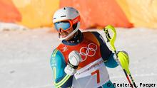 Pyeongchang 2018 Olympische Winterspiele Slalom André Myhrer (Reuters/L. Foeger)
