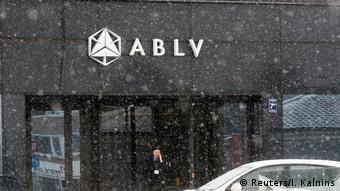 Здание банка ABLV в Риге