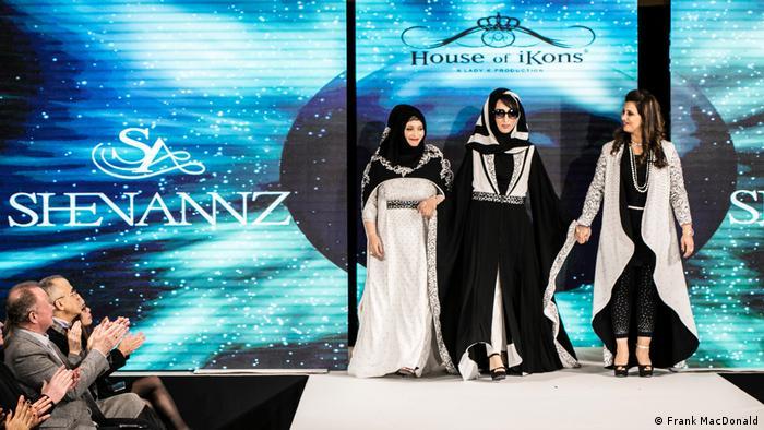 London Fashion Week 2018 Shenannz (Frank MacDonald)