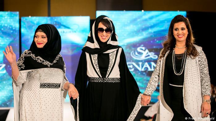 942475d4b أسبوع الموضة في السعودية - انفتاح شكلي أم تحول جذري؟ | ثقافة ومجتمع ...