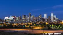 Stadtansicht Denver (imago/Westend61)