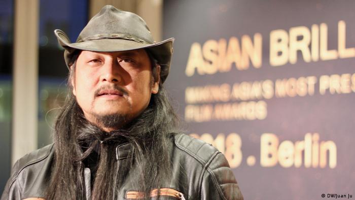 Zhang Yang, chinesischer Regisseur (DW/Juan Ju)