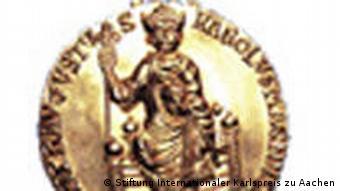 Karlspreis Medaille